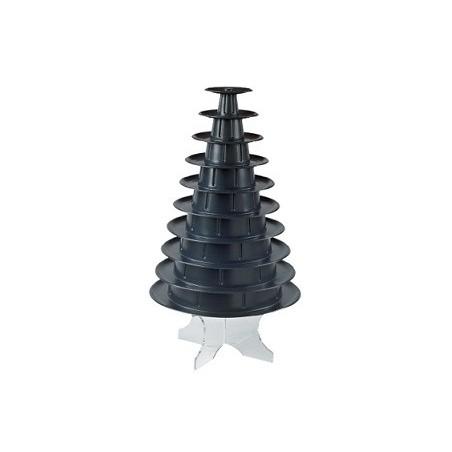Comprar Pirámide para Macarons Versión Negra