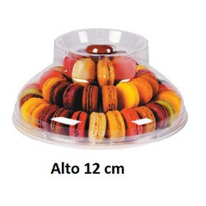 Cúpula para Macarons Lote de 6 Piezas