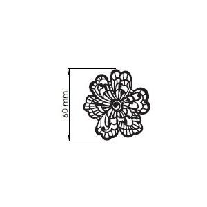 """Cinta o Banda de Silicona """"Flor"""""""