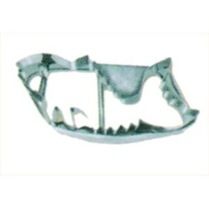 Molde Cortamasa con Forma de Tiburón