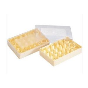 Caja de Boquillas de Plástico Surtidas + Adaptador