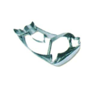 Molde Cortamasa con Forma de Delfín