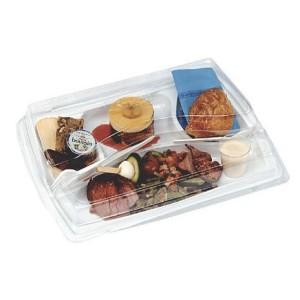 Comprar Tapa Transparente de Catering para Bandeja Serie Basic