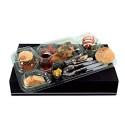 Comprar Bandeja Gourmet para Catering Base + Tapa + Platos Profesional