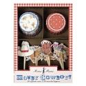 Comprar Kit Cupcake Cowboy Profesional