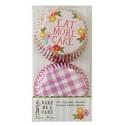 Comprar Cápsulas Cupcake Floral