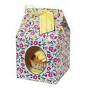 Comprar Caja para 1 Cupcake Floral Profesional