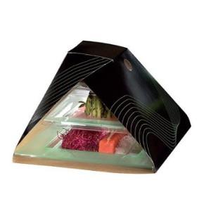 Transporte para la serie pirámide Caja Cartoncillo con Ventana