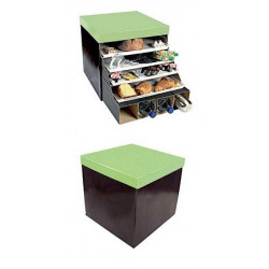 Comprar Bandeja Cartón para Caja Serie Cubo