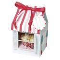 Comprar Caja para 1 Cupcake Playa Profesional