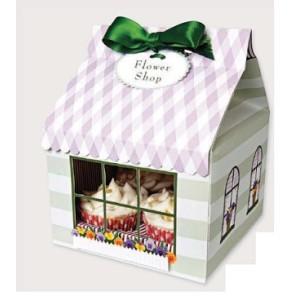Comprar Caja para 4 Cupcake Pensamiento