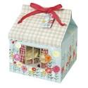 Comprar Caja para 4 Cupcakes Floral Profesional