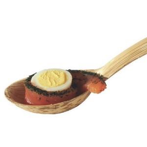 Comprar Mini Cuchara de Bambú (50 y 1000 ud.)