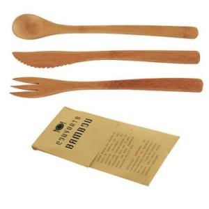 Comprar Cuchara de Bambú Barnizado