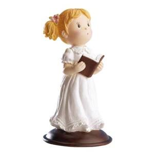 Comprar Niña de Comunión con Biblia