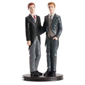 Comprar Pareja Boda Gay Abrazados