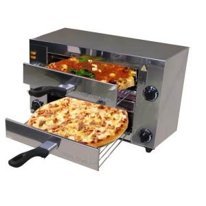 Comprar Horno para Pizza Ultrarápido 3,4 kw dos niveles