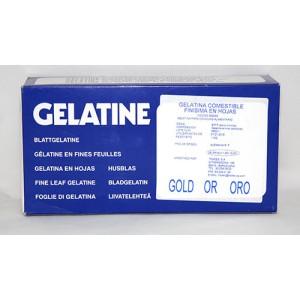 Comprar Gelatina en Hojas
