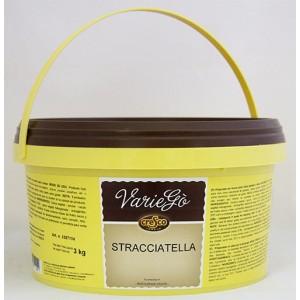 Veteado de Stracciatella o variegó 3kg.