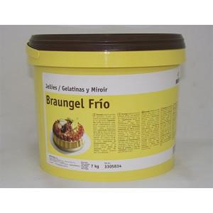 Comprar Gelatina en frío Braungel frío 7 kg.