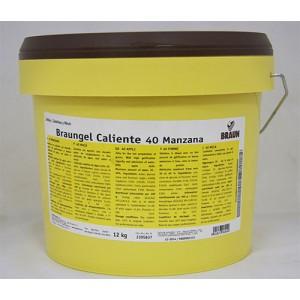Comprar Gelatina de manzana en caliente Braungel manzana 12kg