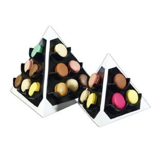 Pirámide para 9 Macarons