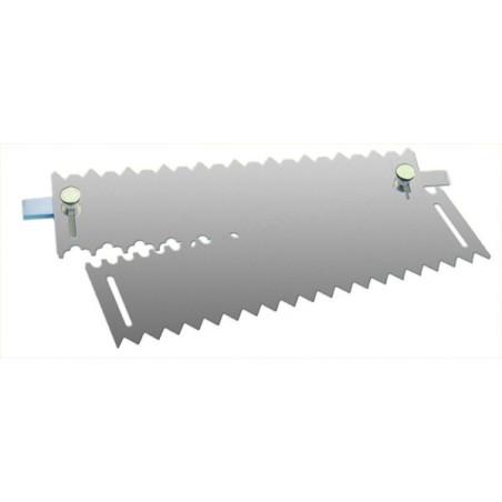 Comprar Peine Aluminio para Decoración de Pastelería