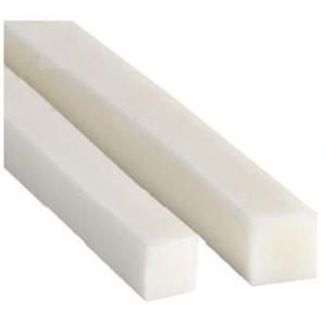 Barra molde de Silicona para vertir azúcar sección 10 x 10 mm