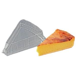 Envase de plástico para tartas (90 ud)