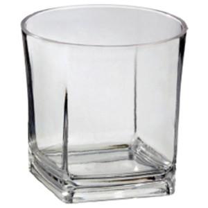 Vaso de Plástico de Whisky (50 ud)