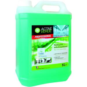 Comprar Detergente Líquido Ecológico para Suelos 5 L.