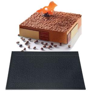 Comprar Tapete texturizador silicona - Café