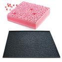 Comprar Tapete texturizador silicona - Corazones Profesional