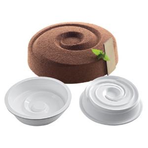 Molde de silicona TortaFlex - Vortex