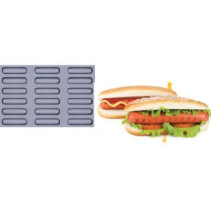 Comprar Bandeja Papel siliconado Fiber Mae - 18 Hot dog
