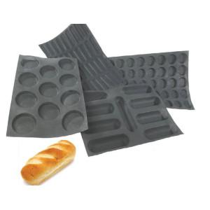 Bandeja Papel siliconado Fiber Mae - 8 Sandwiches