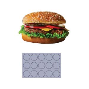Comprar Bandeja Papel siliconado Fiber Mae - 15 Burgers