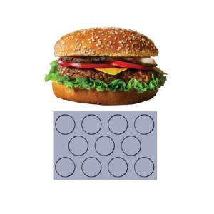 Comprar Bandeja Papel siliconado Fiber Mae - 11 Burgers