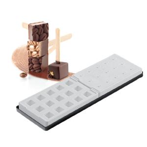 Comprar Molde de Silicona para mini cubos de chocolate