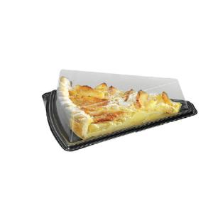 Caja triangular para tarta