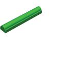 Comprar Molde Tronco de Navidad de Plástico Redondo con Base Rectangular Profesional