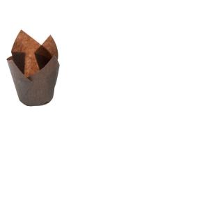 Molde de papel Marrón