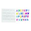 Comprar Molde de silicona alfabeto Profesional