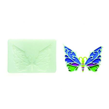 Comprar Molde de silicona Mariposa