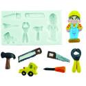 Comprar Molde de silicona construcción Profesional