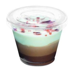 Comprar Tapa de cristal para vasos de  postre
