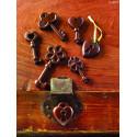 Comprar Molde Llaves de Chocolate Profesional
