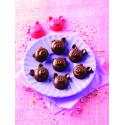 Comprar Molde para Chocolate Cabezas de Cerdito Profesional
