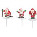 Comprar Figura Papá Noel Esquiando Profesional