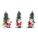 Comprar Figura de Santa Claus con Abeto Profesional